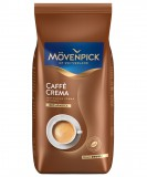 Кофе в зернах Movenpick Caffe Crema (Мовенпик Кафе Крема), 1 кг, вакуумная упаковка