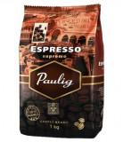 Кофе в зернах Paulig Supremo (Паулиг Супремо) 1кг, вакуумная упаковка