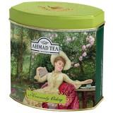 Чай байховый листовой Ahmad Heavenly Oolong (Ахмад Небесный Улун), жестяная банка 100г.